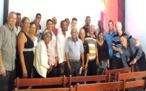 Preacher training in cuba